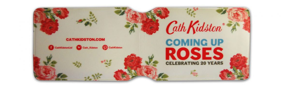 Cath Kidson oyster card holder