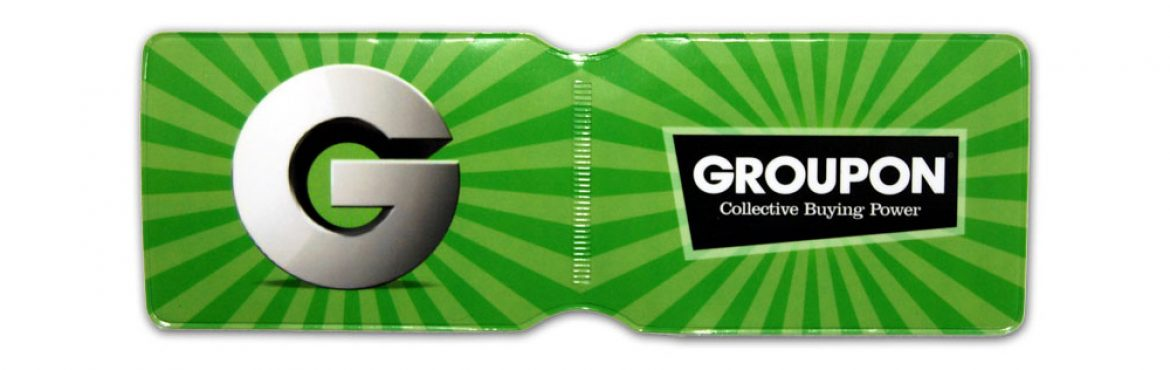 Groupon oyster card holder