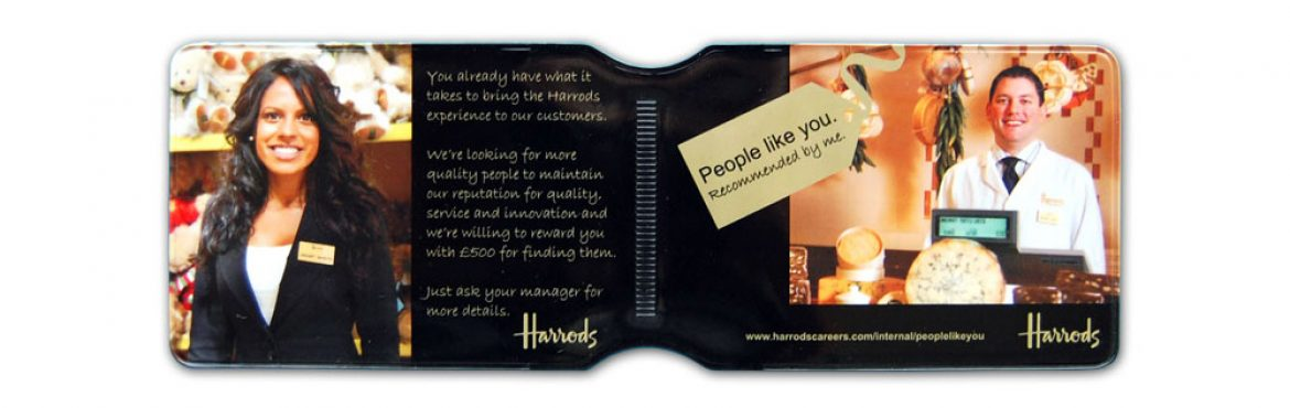 harrods oyster card holder