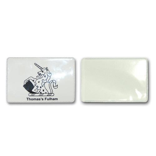 single wallet inside