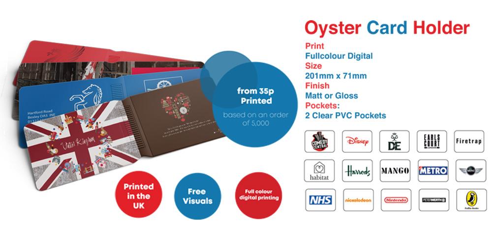 oyster card holder banner