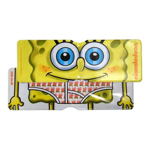 full colour both sides travel wallet